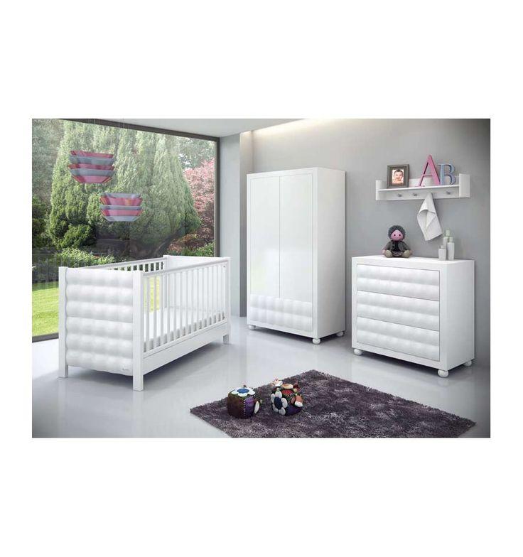 Chambre à coucher bébé complète EDEN- Chambre bébé
