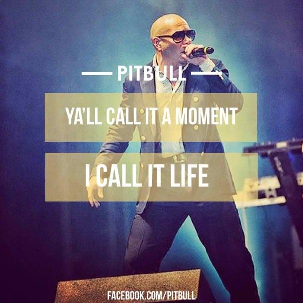 LIFE!! Pitbull / Mr.305 / Mr. Worldwide