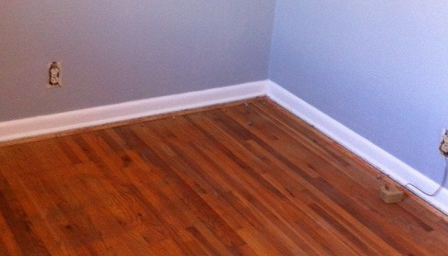 This Is What Happens When You Don T Listen To The Folks At Lowe S With Images Flooring Hardwood Floors House Flooring