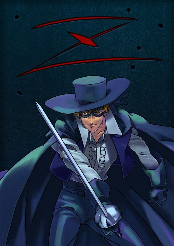 Kaiketsu Zorro, oh how I wish to be a sword wielding, mask wearing vigilante one day.