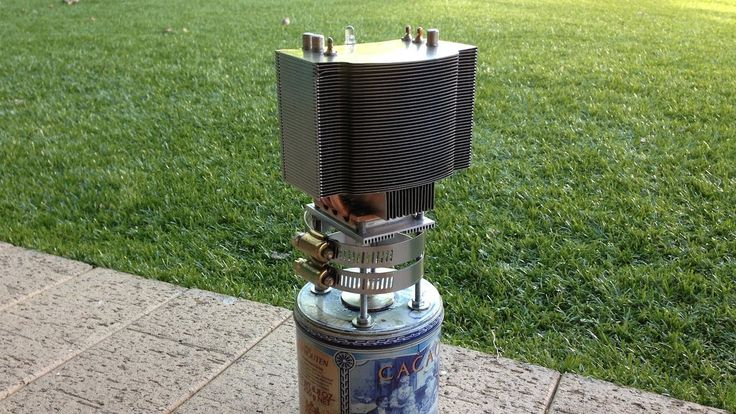 """Thermoelectric generators (pictured above) converttemperature differences (heat)into electric voltage (energy) and conversely, can also do the opposite. This is known as the Thermoelectric Effect. The reality of the term """"thermoelectric…"""