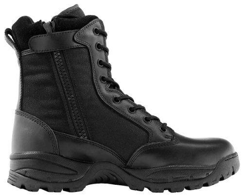 Maelstrom TAC FORCE 8'' Tactical Police Duty Military Boots with Zipper - T5180Z, Black, Size 4M Maelstrom http://www.amazon.com/dp/B00E24XEB2/ref=cm_sw_r_pi_dp_wrtgub1423XVC