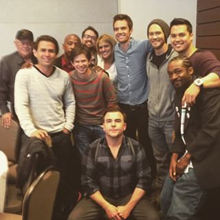 """The cast of One Tree Hill reunited this weekend at the first ever EyeCon One Tree Hill convention in Wilmington, North Carolina, three years after the show ended. LOOK at all of them! 