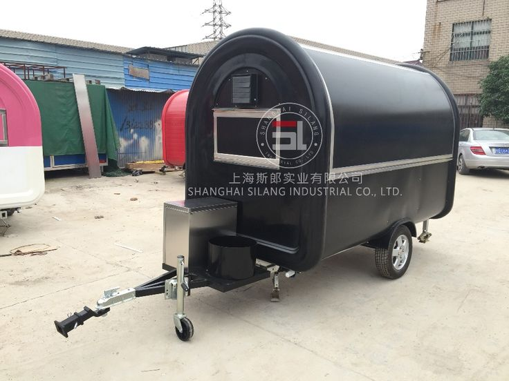 SLUNG mobile food truck for sale malaysia mobile food trailer Can be customized food trucks food cart