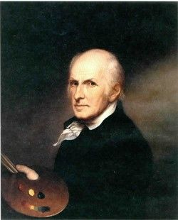 Charles Willson Peale : early American portrait painter: born in Queen Anne's CountyEars American, Portraits Painters, American History, American Painters Artists, Charles Wilson, American Colonial, American Portraits, Artists Portraits, Charles Willson