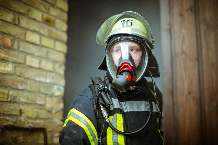 Firefighter of Station 16 by Stephan Franz Ferdinand Dinges on 500px