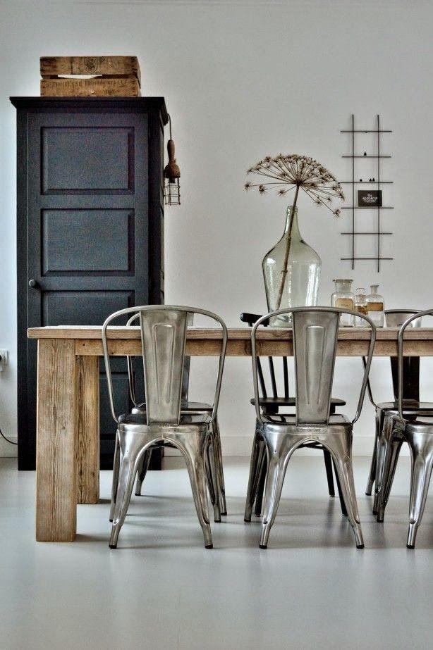 Praktisch stappenplan voor een industrieel interieur | Woonblog my industrial interior