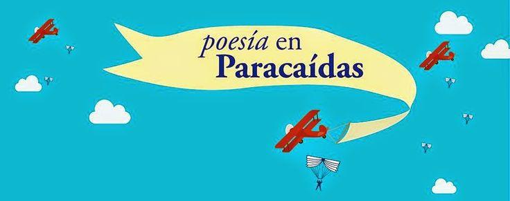 LIMA EN ESCENA: Fuerza aérea: Paracaídas Editores celebra ocho años de resistencia apostando por la poesía