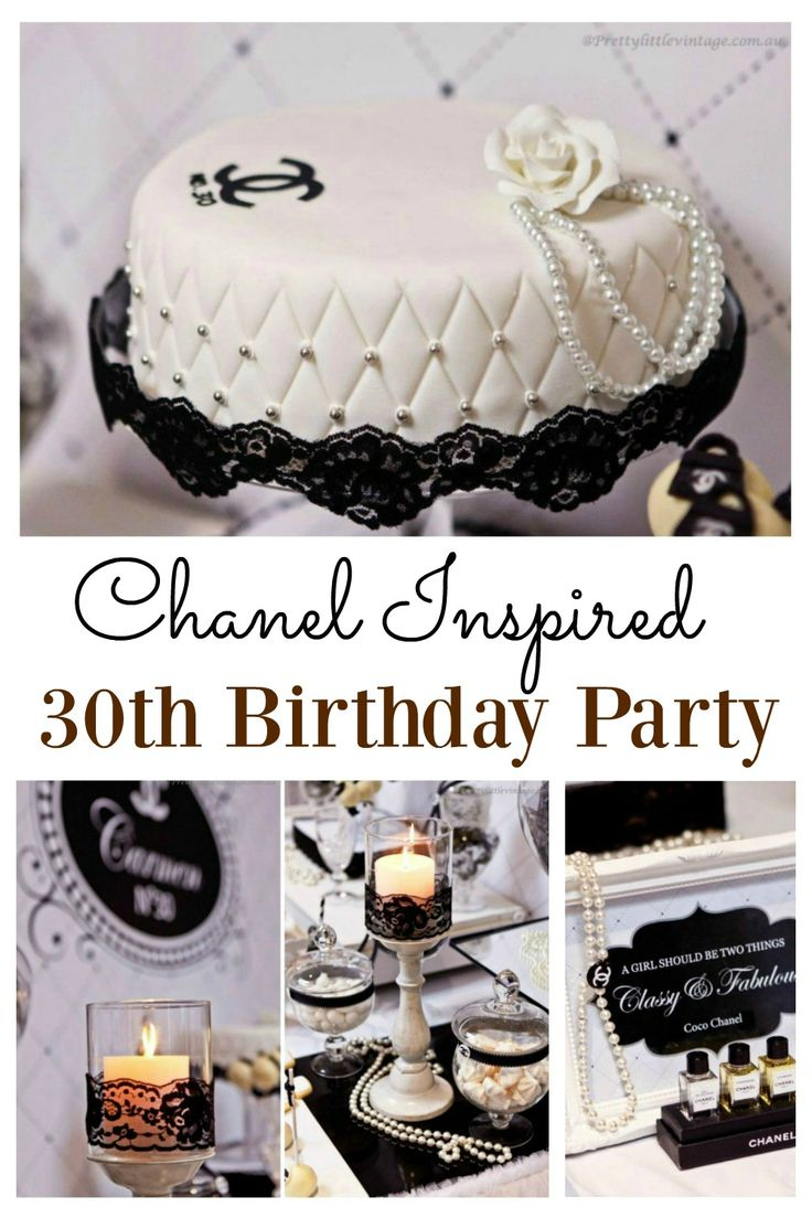 186 Best 30th Birthday Party Images On Pinterest