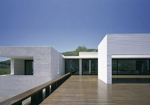 The one project I remember working on in summer studio- It was a good one! Tagomago House by Carlos Ferrater