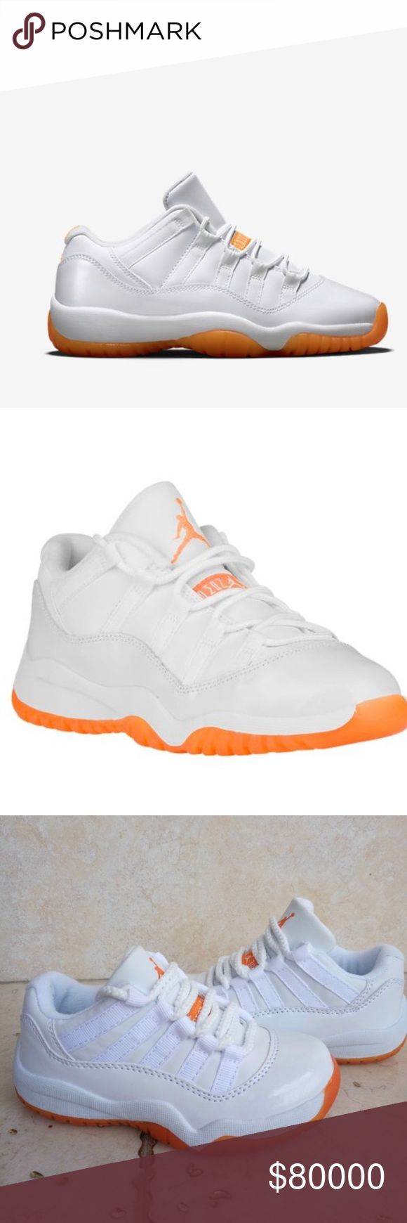 coming soon kids Air Jordan Citrus Retro Jordan 11 Coming soon Shoes Sneakers
