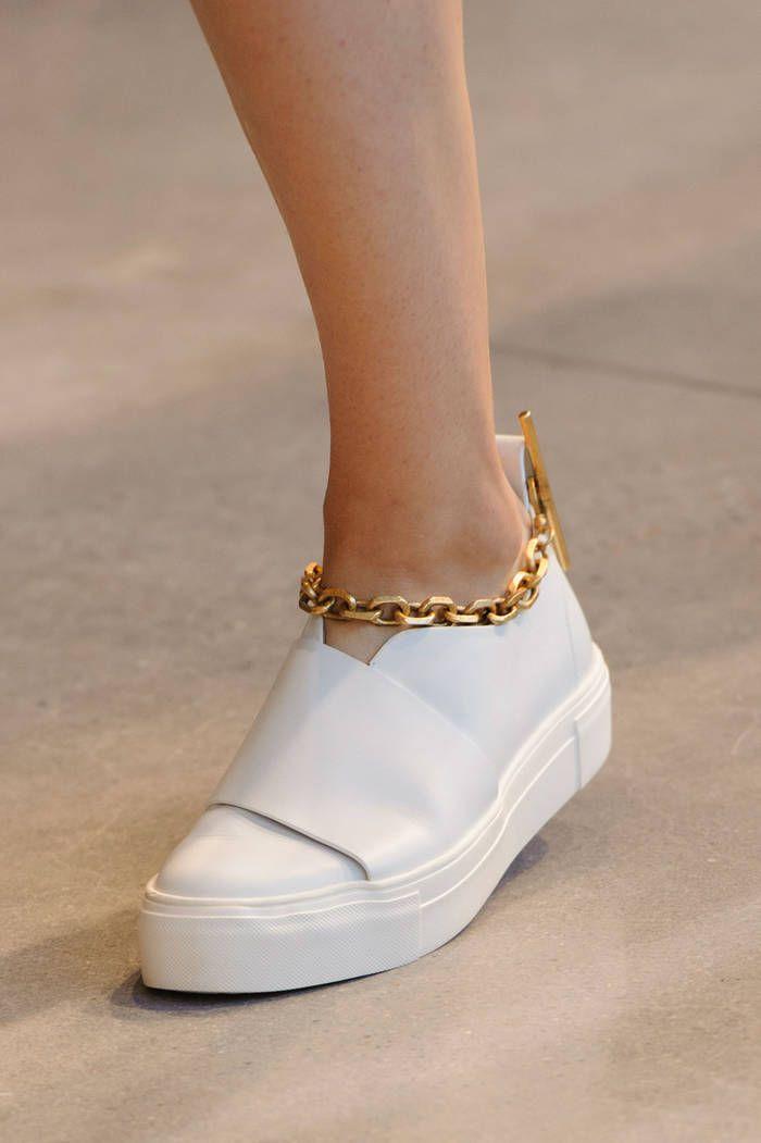 Chaussures Calvin Klein printemps-été 2016 - Les plus beaux accessoires du printemps-été 2016 repérés sur les podiums - Elle