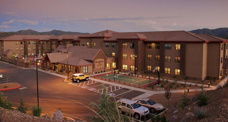 The Residence Inn by Marriott is located across from the Gateway Mall in Prescott Arizona. Just a short drive to Lynx Lake, Tim's Toyota Center, Prescott Valley's Entertainment District, Historic Downtown Prescott, and Yavapai College.
