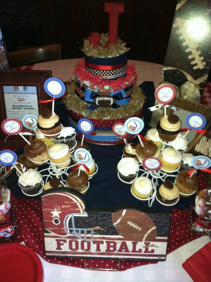 sports theme baby shower baby bridal showers pinterest colors
