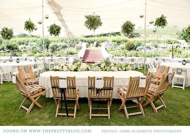 Winelands wedding celebration Photo: Jenni Elizabeth Venue: Kanonkop Wine Estate