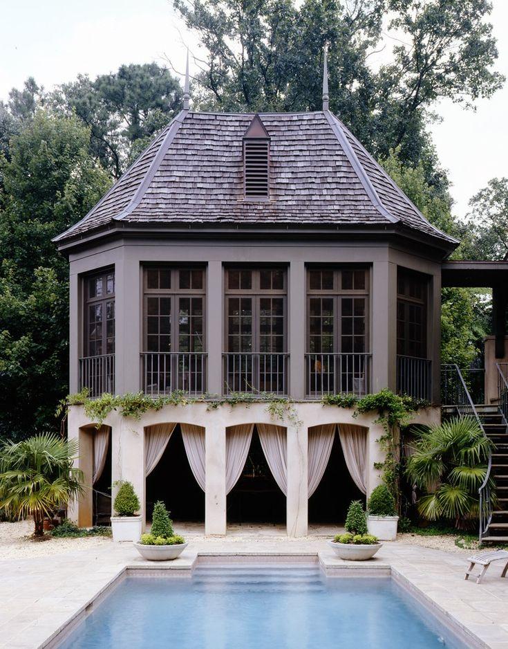 Pool House--wow!