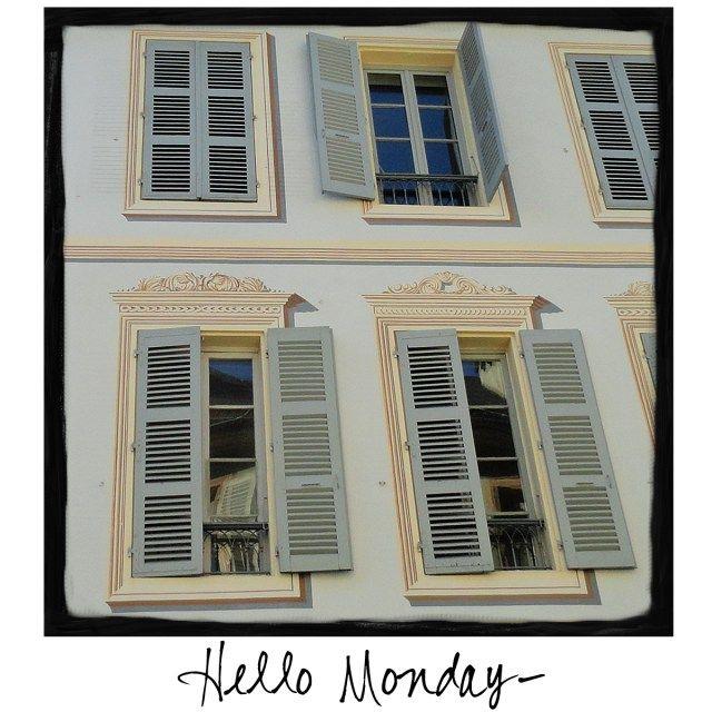 Hello Monday! Come visit www.facebook.com/awarmhello