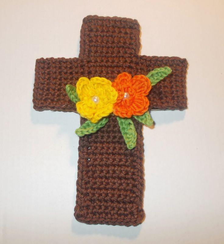 cross crochet http://plektologio.blogspot.gr/2015/04/blog-post_7.html