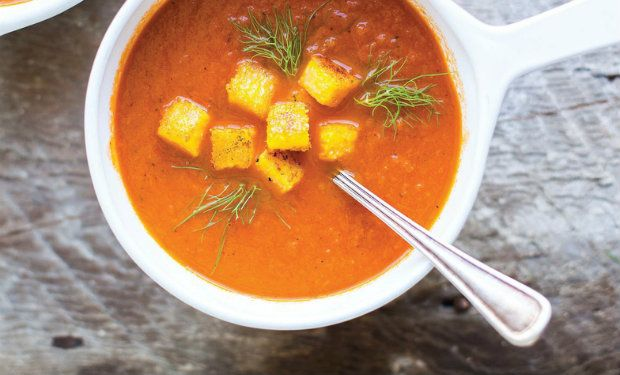 Our Favorite Summer Soup