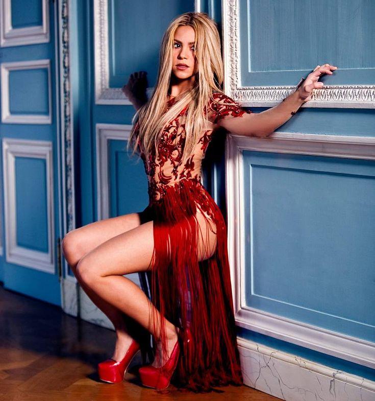 7. Shakira :)