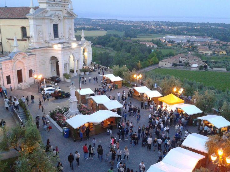 Fiera del Vino Valtènesi-Garda Classico Doc 27-28-29-30 Maggio Polpenazze del Garda (BS)