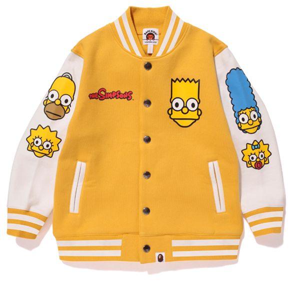 Simpsons X Bathing Ape