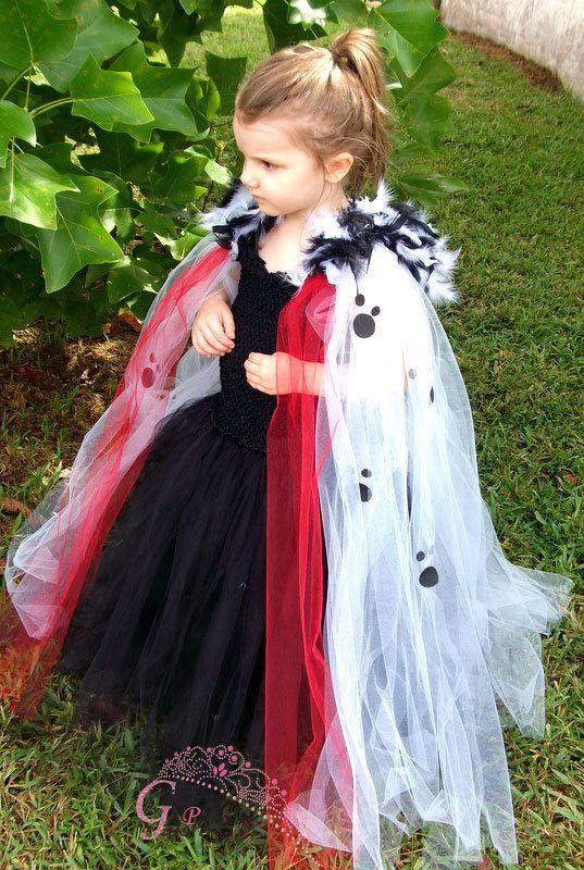 Cruella Deville inspired by 101 Dalmations by GlitterprincessGalor