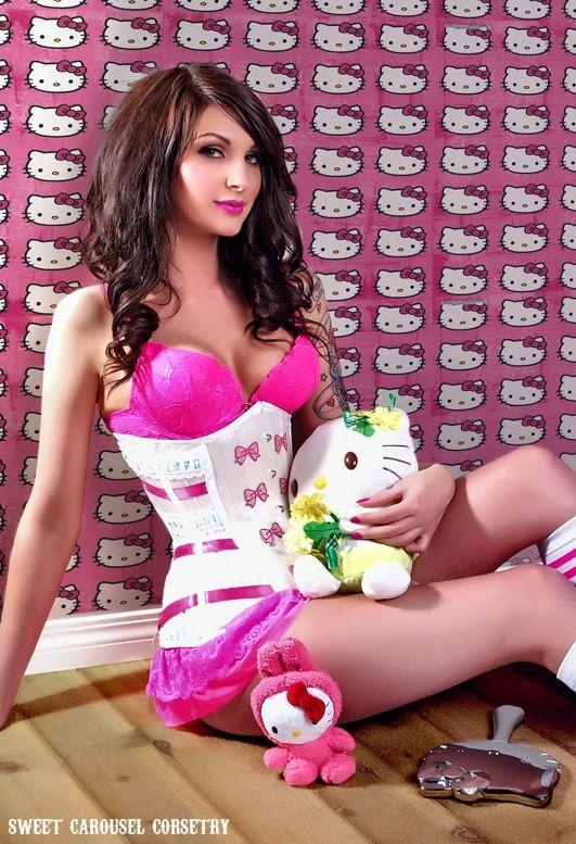 Hot teen pussy on webcam