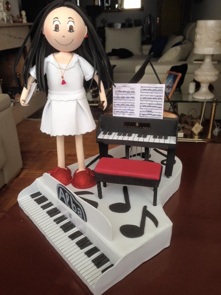 Fofucha Pianista Masquefofuchasbyjudith