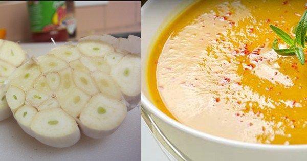 Tradycyjna zupa czosnkowa może być bardzo pomocna jeśli chodzi o leczenie przeziębienia i grypy. Jej podstawowymi składnikami jest czosnek, czerwona cebula i tymianek. Na szczęście ludzie mają tend…