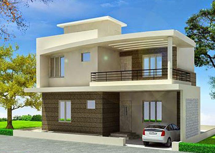 Gambar Rumah 2 Lantai Modern Minimalis Desain Rumah Modern