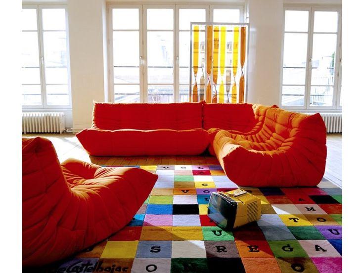 Ligne Roset Togo Large Sofa By Michel Ducaroy   Chaplins