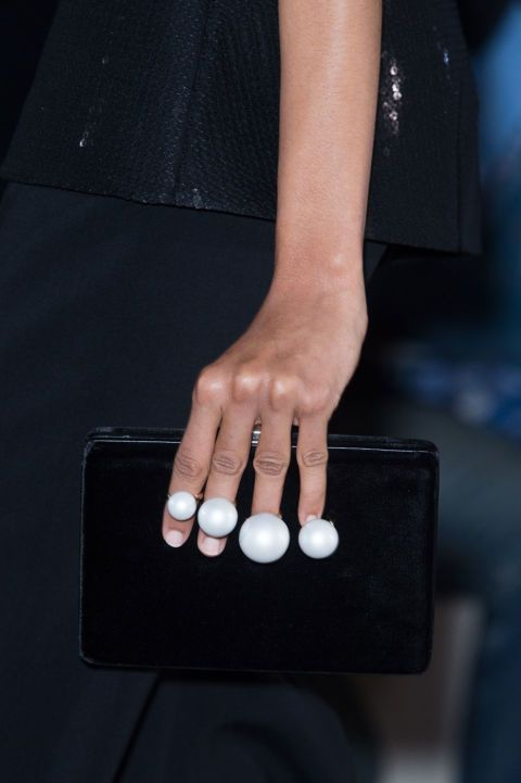 Stella McCartney. See all the best accessories from Paris fashion week.:
