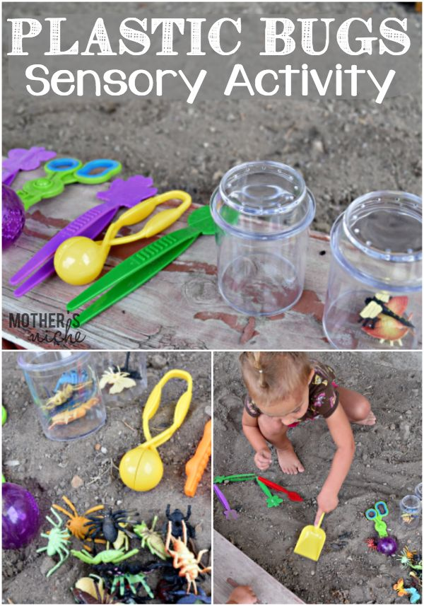 Yay! A fun summer activity that can be used Indoors OR Outdoors, I love all the variations for using this activity! A fun kids' idea for a beach party or boy's bug party theme, too.
