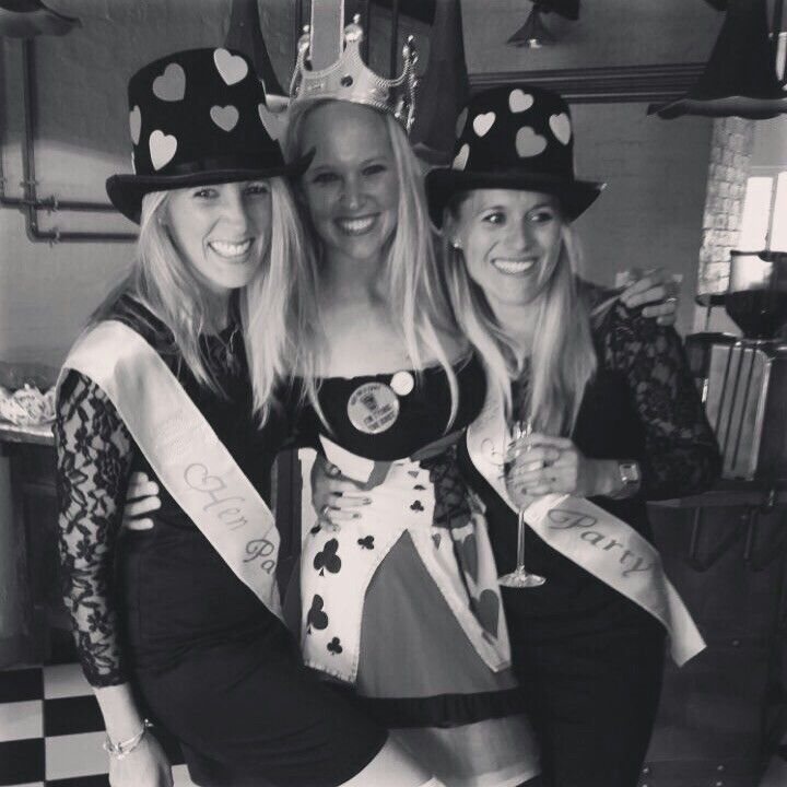 Mad hatter bachelorettes