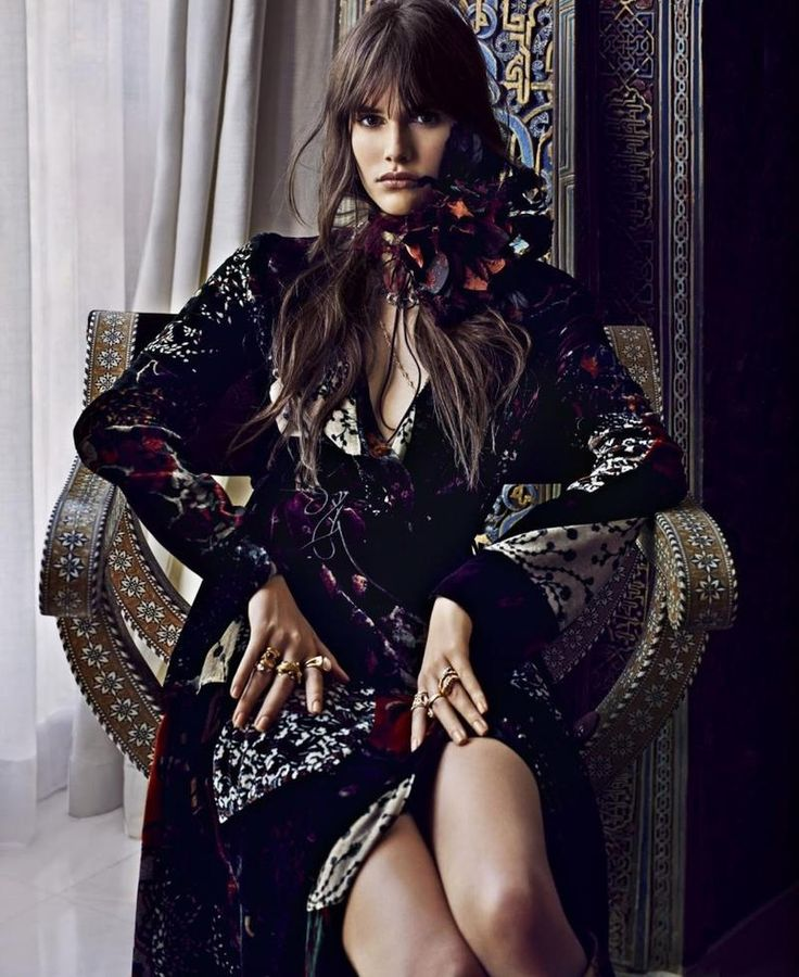The New Bohemians (Harper's Bazaar)