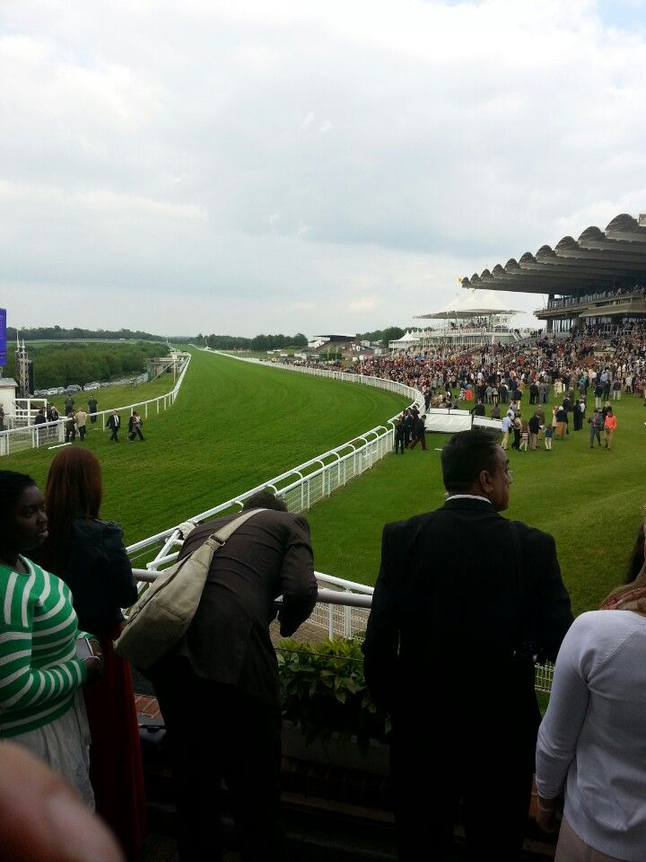 Goodwood Racecourse in Chichester, West Sussex