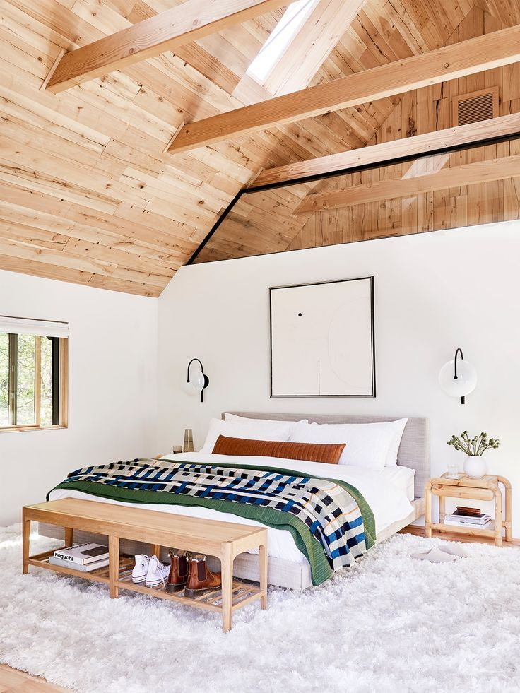 Wood Ceilings Are The Newest Design Detail We Re Excited About