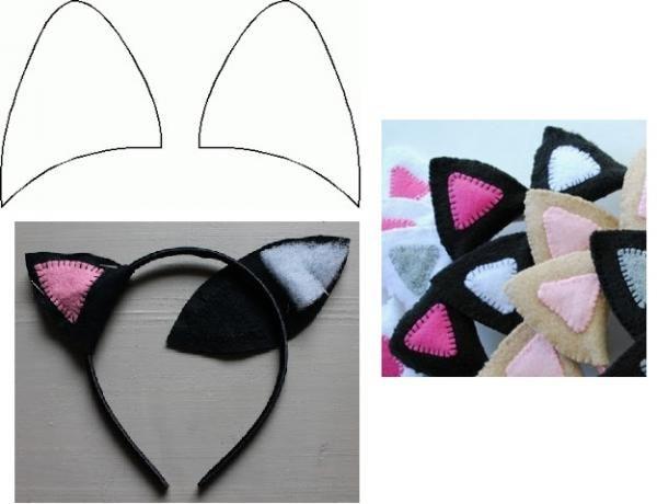 17 mejores ideas sobre disfraz de gato en pinterest - Disfraces de gatos para ninos ...