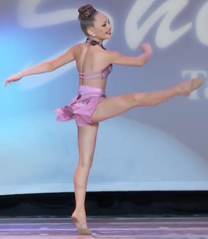Dance Moms - Maddie Ziegler - Birthday