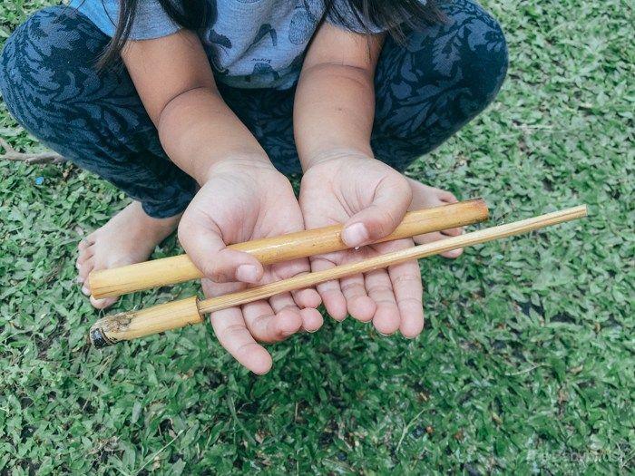 Bedil Bambu