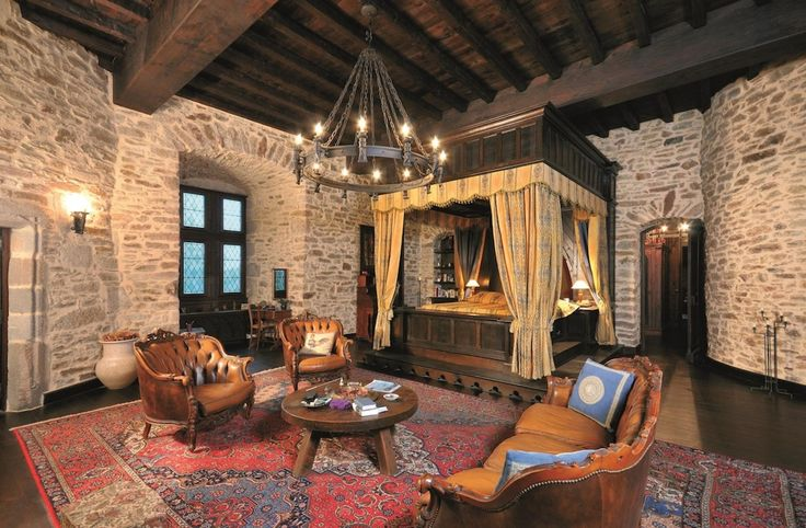 Extraordinary Castle Built in 1179 Price Upon Request