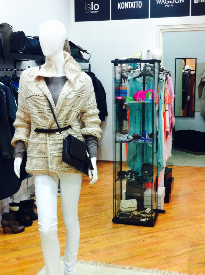 New Senso Pop-Up Store in Arena Plaza