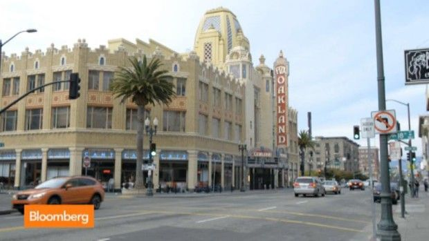 Bay Area Hipsters Find Oakland Affordable, Edgy Refuge