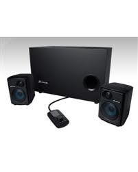Great set of speakers to blast out some tunes when you are in the zone