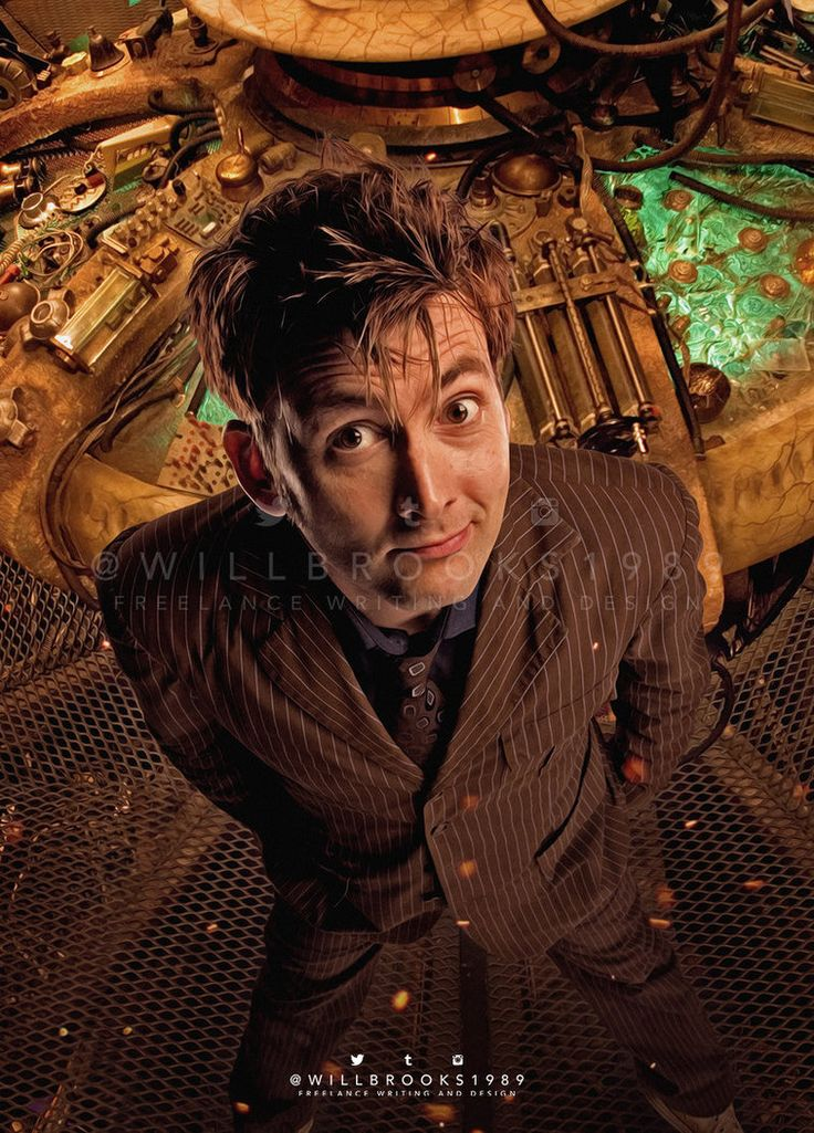 Doctor Who - Titan Comics: The Tenth Doctor 2.11 by willbrooks.deviantart.com on @DeviantArt