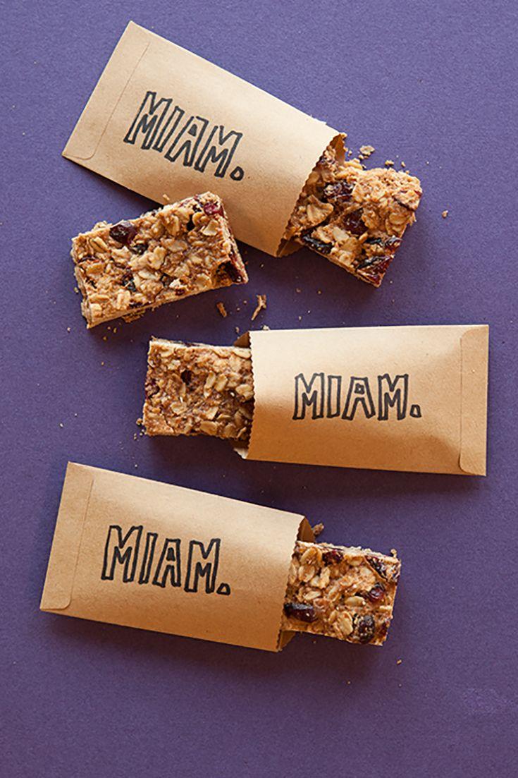 Barres granolas prêtes en 10 minutes dans une Étuveuse en Silicone Épicure