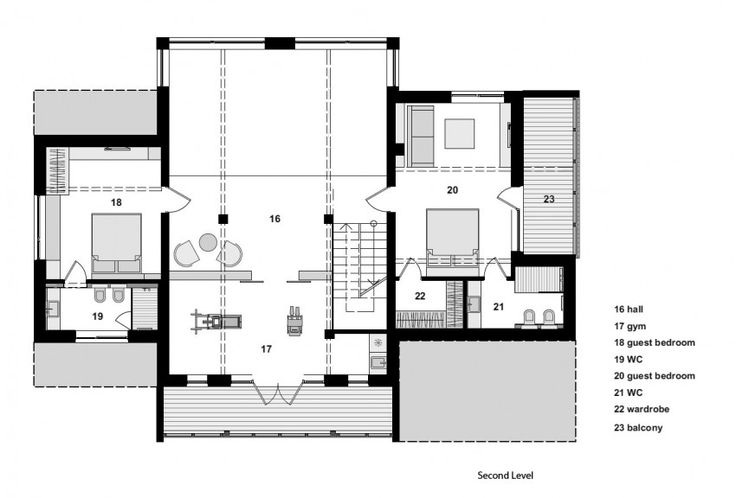 Spacious Home Outside of Kiev by Prodan Design (34)