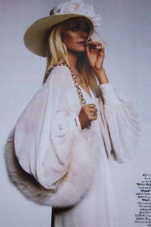 Revista Vogue Novias Vestido de Teresa helbig http://vimeo.com/teresahelbig/bridal-novias-barcelona-spain