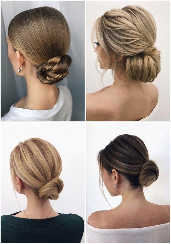 100 Stunning Wedding Hairstyles From Oksana Sergeeva Stilist